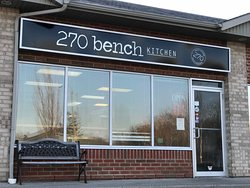 270 Bench Kitchen