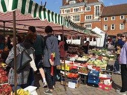 Saffron Walden Market