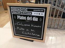 GreenVita Healthy Kitchen
