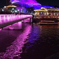 Visual Art Trails - Singapore River