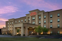 Hampton Inn & Suites Tupelo/Barnes Crossing