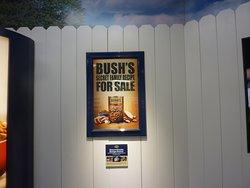 Bush's Visitor Center