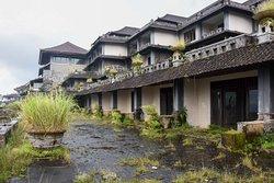 Abandoned Bedugul Hotel