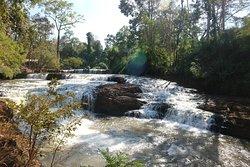 Ou'Sean Lair Waterfall