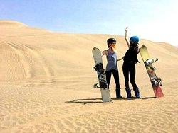 Sand Ride Lima