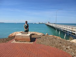 Broome port Jetty
