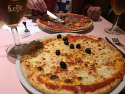 Tolle Pizza