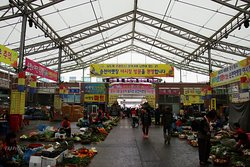 Suncheon Aretjang Market