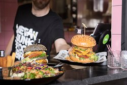 Vegan Junk Food Bar