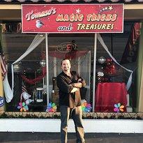 Tomaso's Magic Tricks and Treasures
