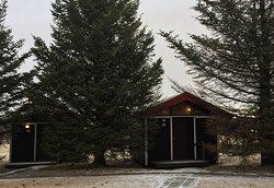 4人的獨立小木屋