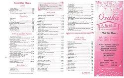 Osaka Sushi & Chinese Restaurant