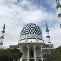 Moskee van Sultan Salahuddin Abdul Aziz Shah