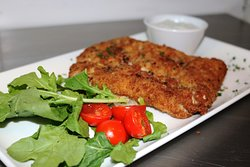 Veal Breaded