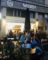 Nagisa -Sushi Bar kikar Hamedina