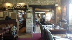 A great Inn open for breakfast.