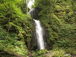 Kumoi no Taki Waterfall