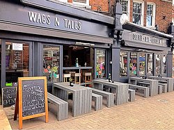 Wags N Tales Coffee Bar