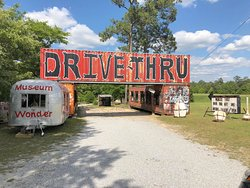 Drive Through Museum