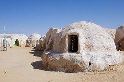 Décor Star Wars Tunisie