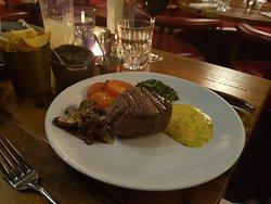 Excellent steakhouse argentin