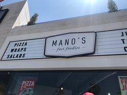 Manos Fast Foodies