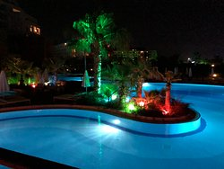 Lovely resort with lovely facilities...