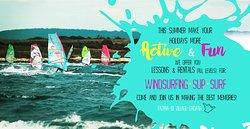 Windsurfing Fazana