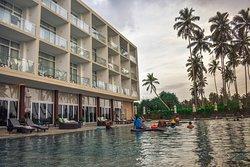 Amazing hospitality & beautiful hotel