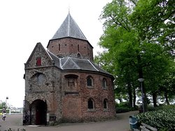 Rijksmonument Valkhofkapel of Sint-Nicolaaskapel