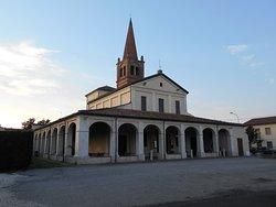 santuario Beata Vergine della Comuna, Ostiglia