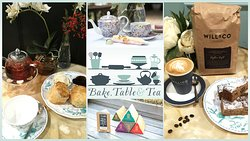 Bake Table & Tea
