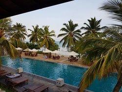 Bel endroit pour terminer notre voyage au Sri Lanka