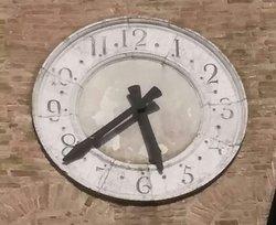 Orologio sul campanile