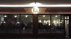 RA Bar, how we look from outside.