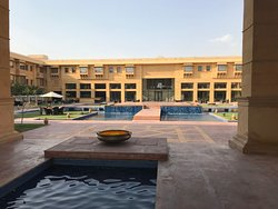 Best hotel we stayed in India