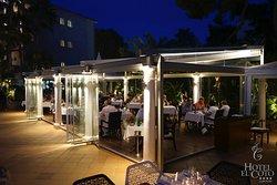 Restaurante La Pérgola, Hotel el Coto