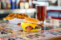 Smitty's Garage Burgers & Beer