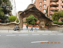 Monumento a Antoni Gaudi i Jornet