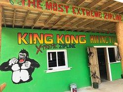 King Kong Extreme Zipline