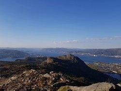 Montagne Lyderhorn