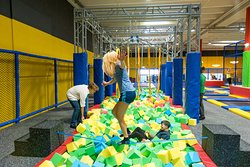 Trampolinpark - MAXX Entertainment Wien23