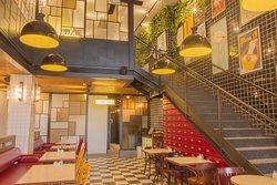 Landwer Cafe Ishpro Planet