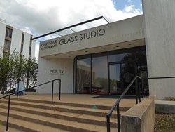 The Chrysler Museum Glass Studio