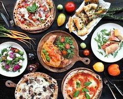 UberEats Menu! Pizzas, salads, sides & more.