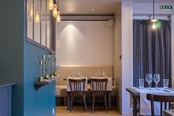 Restaurant Le Cafe de la Cour