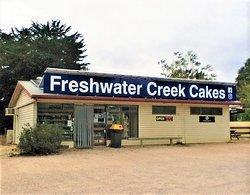Freshwater Creek Cakes, Main Entrance [2018]