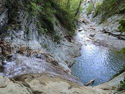 Gebiusskiye Waterfalls