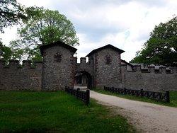 Romerkastell Saalburg und archaologischer Park