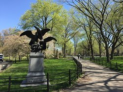 Eagles and Prey Monument